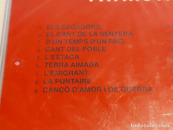 CDs de Música: CANÇONS PATRIÒTIQUES / CD-PICAP-2010 / 19 TEMAS / PRECINTADO. AGOTADO EN TIENDAS. - Foto 3 - 252353470