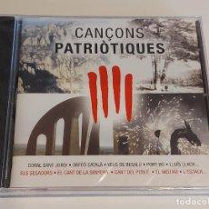 CDs de Música: CANÇONS PATRIÒTIQUES / CD-PICAP-2010 / 19 TEMAS / PRECINTADO. AGOTADO EN TIENDAS.. Lote 252353470