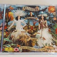 CDs de Música: ORQUESTA SINFÓNICA DE CASTILLA Y LEÓN / NAZARENO / CD-GRAMMOPHON-2011 / IMPECABLE.. Lote 252355595