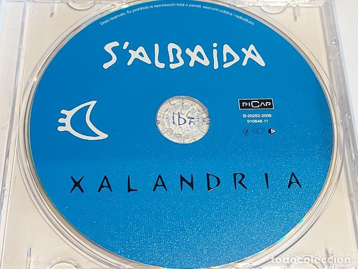 CDs de Música: SALBAIDA / XALANDRIA / ESTUCHE-CD - PICAP-2008 / 12 TEMAS / IMPECABLE, - Foto 2 - 252356805