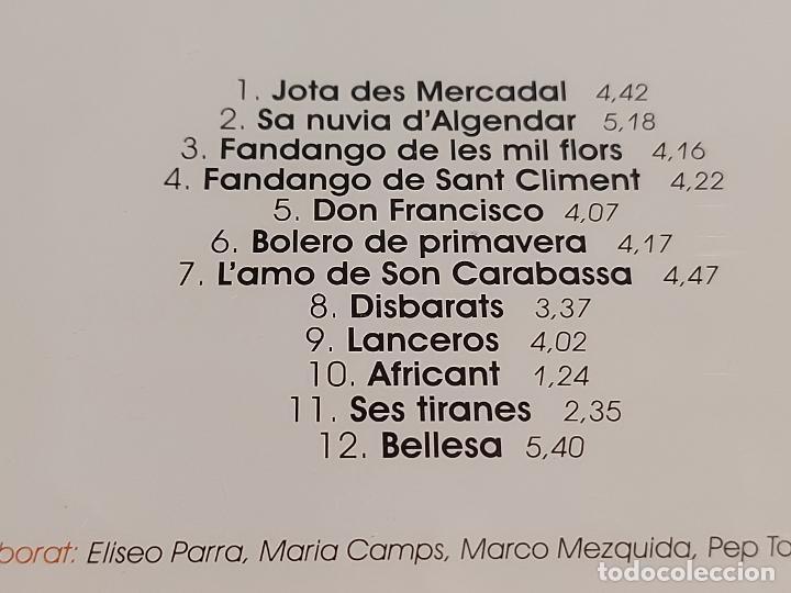 CDs de Música: SALBAIDA / XALANDRIA / ESTUCHE-CD - PICAP-2008 / 12 TEMAS / IMPECABLE, - Foto 4 - 252356805