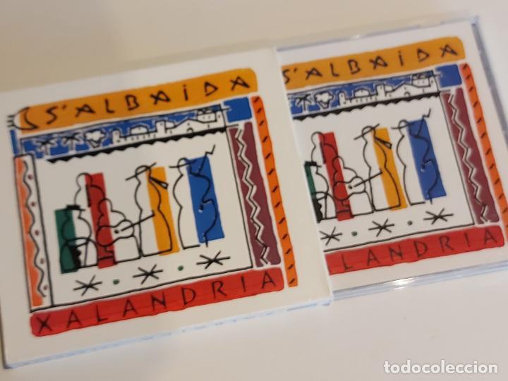 S'ALBAIDA / XALANDRIA / ESTUCHE-CD - PICAP-2008 / 12 TEMAS / IMPECABLE, (Música - CD's Country y Folk)