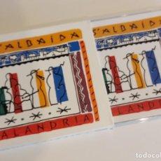 CDs de Música: S'ALBAIDA / XALANDRIA / ESTUCHE-CD - PICAP-2008 / 12 TEMAS / IMPECABLE,. Lote 252356805