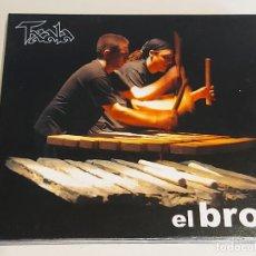 CDs de Música: TXALA / EL BROT / DIGIPACK-CD - SATELITE K-2009 / 10 TEMAS / IMPECABLE.. Lote 252365555