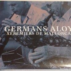 CDs de Música: GERMANS ALOY / XEREMIERS DE MALLORCA / DIGIPACK-CD - BLAU-2011 / 50 TEMAS / IMPECABLE / RARO.. Lote 252368600