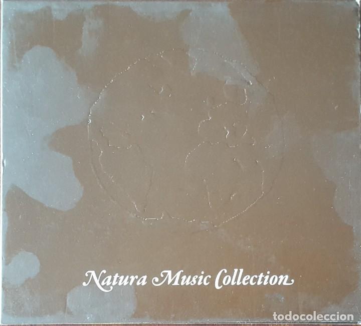 CD / VARIOS ARTISTAS / NATURA MUSIC COLLECTION - CACAO, 2005 (Música - CD's World Music)