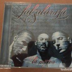 CDs de Música: FALSALARMA LA MISIVA CD. Lote 252396745