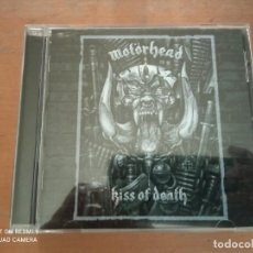 CDs de Música: MOTORHEAD KISS OF DEATH CD. Lote 252397250