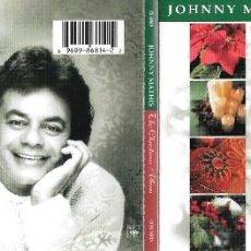 CDs de Música: JOHNNY MATHIS - THE CHRISTMAS ALBUM. Lote 252402450