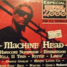 CDs de Música: CD MÚSICA MACHINE HEAD 11 TEMAS AÑO 2000. Lote 252412580