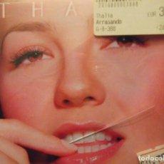 CD de Música: CD MÚSICA THALIA . ARRASANDO CON 12 TEMAS AÑO 2000. Lote 252414285