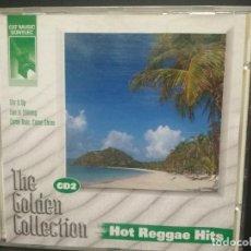 CDs de Música: VARIOS THE GOLDEN COLLECTION HOT REGGAE HITS CD 1999 PEPETO. Lote 252453525
