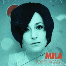 CDs de Música: MILA - POR SI ACASO. Lote 252478140