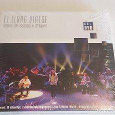 CDs de Música: SOPA DE CABRA A L'ESPAI / EL LLARG VIATGE / CD + DVD / 17 TEMAS / PRECINTADO.. Lote 252527165