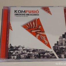 CDs de Música: KOMFUSIÓ / RETROBEM ELS ORIGENS...RECUPEREM LA IDENTITAT / CD-MESDEMIL--2011 / 11 TEMAS / IMPECABLE.. Lote 252536035