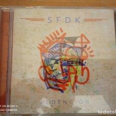 CDs de Música: SFDK REDENCION CD. Lote 252557440