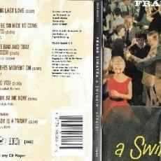 CDs de Música: FRANK SINATRA - A SWINGIN' AFFAIR!. Lote 252561725