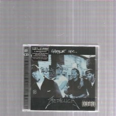 CD di Musica: METALLICA GARAGE INC. Lote 252611855