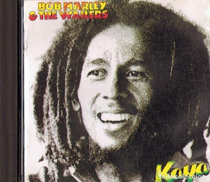 BOB MARLEY & THE WAILERS ¨KAYA¨ (CD) (Música - CD's Reggae)