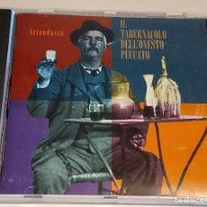 CDs de Música: ARIONDASSA / IL TABERNACOLO DELL'ONESTO PECCATO / CD-SMC-2001 / 13 TEMAS / IMPECABLE. Lote 252629475