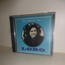 CDs de Música: LOBO - THE BEST OF LOBO - CD - DISPONGO DE MAS CDS. Lote 252657350