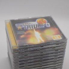 CDs de Música: LOTE DE 14 CDS DE LAS GALAS DE OPERACION TRIUNFO. Lote 252727515