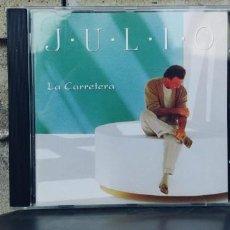 CD di Musica: JULIO IGLESIAS-CD LA CARRETERA. Lote 252747025