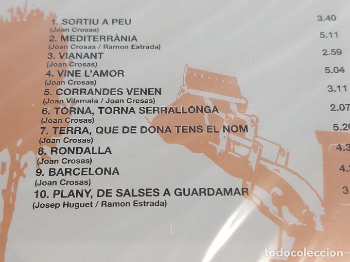 CDs de Música: ESQUIROLS / TORNA, TORNA SERRALLONA / CD - PDI-2005 / 10 TEMAS / PRECINTADO. - Foto 3 - 252768895