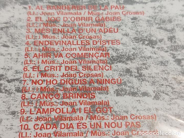 CDs de Música: ESQUIROLS / COLZE AMB COLZE / CD - PDI-2005 / 10 TEMAS / PRECINTADO. - Foto 3 - 252769070