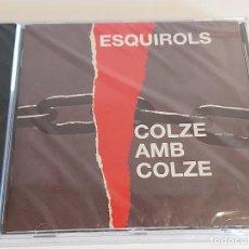 CDs de Música: ESQUIROLS / COLZE AMB COLZE / CD - PDI-2005 / 10 TEMAS / PRECINTADO.. Lote 252769070