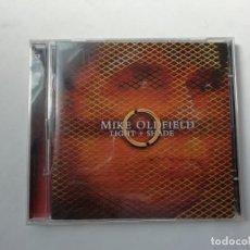 CDs de Música: MIKE OLDFIELD LIGHT + SHADE DOBLE - 2 CD + LIBRETO. Lote 252786865