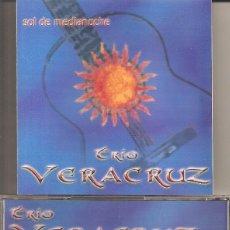 CDs de Musique: TRIO VERACRUZ - SOL DE MEDIANOCHE (CD, DISCOS ETXE-ONDO 2001). Lote 252794965
