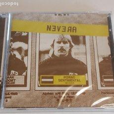 CDs de Música: NEVERA / PORNO SENTIMENTAL / CD - DISCMEDI-2006 / 11 TEMAS / PRECINTADO.. Lote 252796215