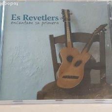 CDs de Música: ES REVETLERS / ENCANTAM SA PRIMERA / CD - BLAU-2007 / 26 TEMAS / IMPECABLE.. Lote 252818445