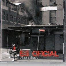 CDs de Música: STARRDUST - ES OFICIAL. Lote 252833070
