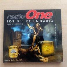 CDs de Música: CD PROMOCIONAL CUTTY SARK - RADIO ONE VOLUMEN 2. Lote 252853575