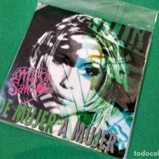 CDs de Musique: MARTA SANCHEZ DE MUJER A MUJER CD SINGLE DEL AÑO 1993 OLE OLE CONTIENE 2 TEMAS. Lote 252858245
