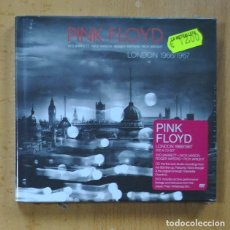 CD de Música: PINK FLOYD - LONDON 1966 1967 - CD + DVD. Lote 252917400
