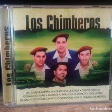 CDs de Música: LOS CHIMBEROS - ALLÁ EN GUATEMALA, GUITARRA QUERIDA, CANTA GALICIA, COSAS DEL MAR,MAITECHU MÍA... CD. Lote 252920870