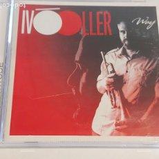 CDs de Música: IVÓ OLLER / WAY / CD - QUADRANT RECORDS-2016 / 8 TEMAS / IMPECABLE.. Lote 252932655