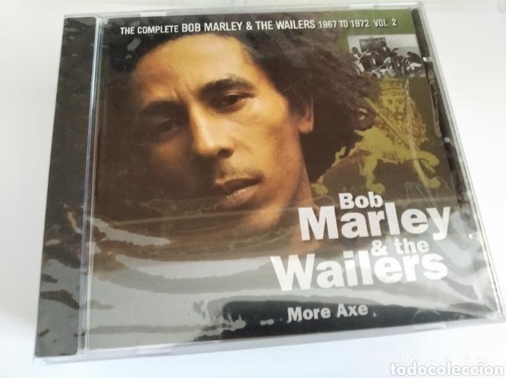 BOB MARLEY & THE WAILERS MORE AXE (Música - CD's Reggae)