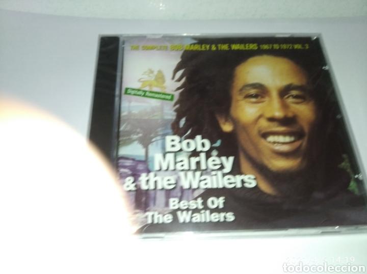 BOB MARLEY & THE WAILERS BEST OF THE WAILERS (Música - CD's Reggae)