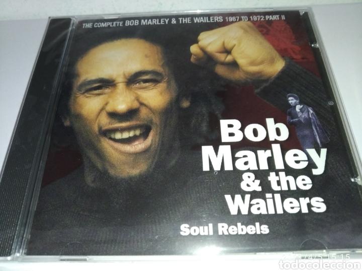 BOB MARLEY & THE WAILERS SOUL REBELS (Música - CD's Reggae)