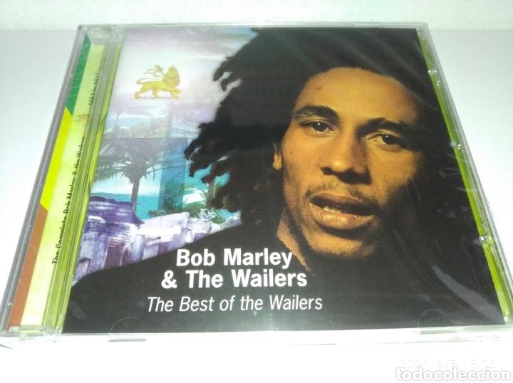 BOB MARLEY & THE WAILERS BEST OF THE WAILERS VL3 1970 (Música - CD's Reggae)