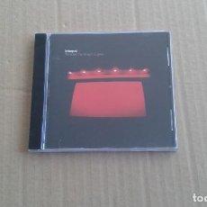 CD de Música: INTERPOL - TURN ON THE BRIGHT LIGHTS CD 2002 DARK POST PUNK. Lote 252952960