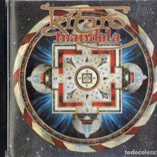 CDs de Música: KITARO ¨MANDALA¨ (CD). Lote 252969375