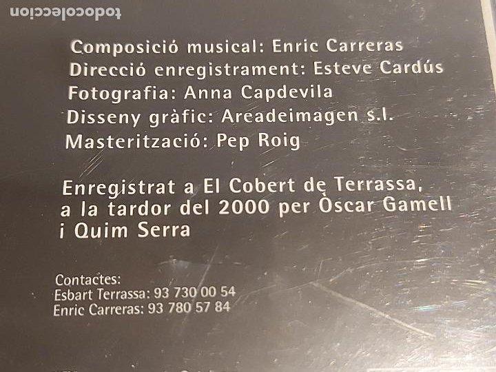 CDs de Música: B.S.O !! NEGRE FOSC / ENRIC CARRERAS / ESBART TERRASSA / BSO DE LESPECTACLE / CD - PRECINTADO. - Foto 4 - 253004470