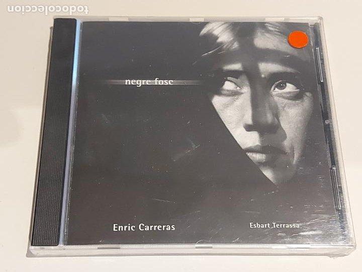 B.S.O !! NEGRE FOSC / ENRIC CARRERAS / ESBART TERRASSA / BSO DE L'ESPECTACLE / CD - PRECINTADO. (Música - CD's Bandas Sonoras)