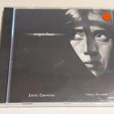 CDs de Música: B.S.O !! NEGRE FOSC / ENRIC CARRERAS / ESBART TERRASSA / BSO DE L'ESPECTACLE / CD - PRECINTADO.. Lote 253004470