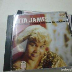CDs de Música: ETTA JAMES - THE SECOND TIME AROUND - CD - C 5. Lote 253012375